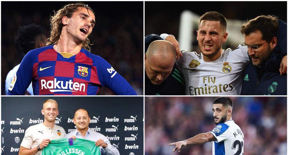 LaLiga Santander 2020: la alineación y formación del once con los peores jugadores de la temporada con Barcelona y Real Madrid.