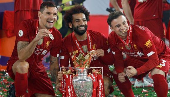 Liverpool vende a campeón de la Premier League. (Foto: Agencias)