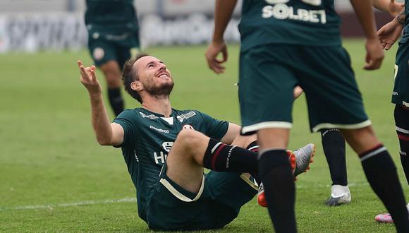 Novick confía en un buen resultado de Universitario en la Copa Bicentenario (Foto: Liga 1)