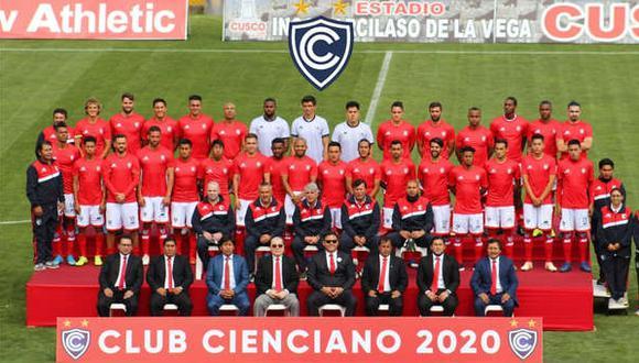 Cienciano volvió este año a primera división. (GEC)