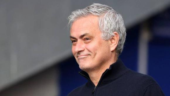 José Mourinho es el nuevo técnico de la AS Roma de la Serie A de Italia. (Foto: Reuters)