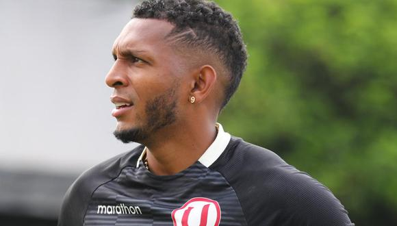 Alberto Quintero fue convocado a la selección de Panamá. (Foto: @Universitario)
