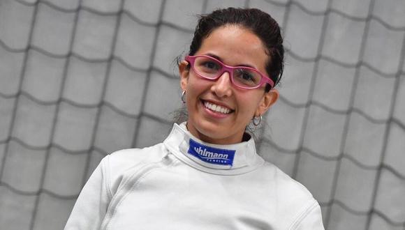 María Luisa Doig fue parte de la delegación peruana en los Juegos Olímpicos de Beijing 2008. (Foto: IPD)