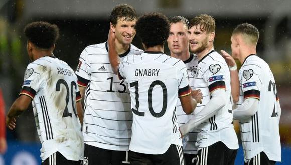 Alemania buscará en Qatar su cuarta trofeo en un Mundial. (Foto: AFP)