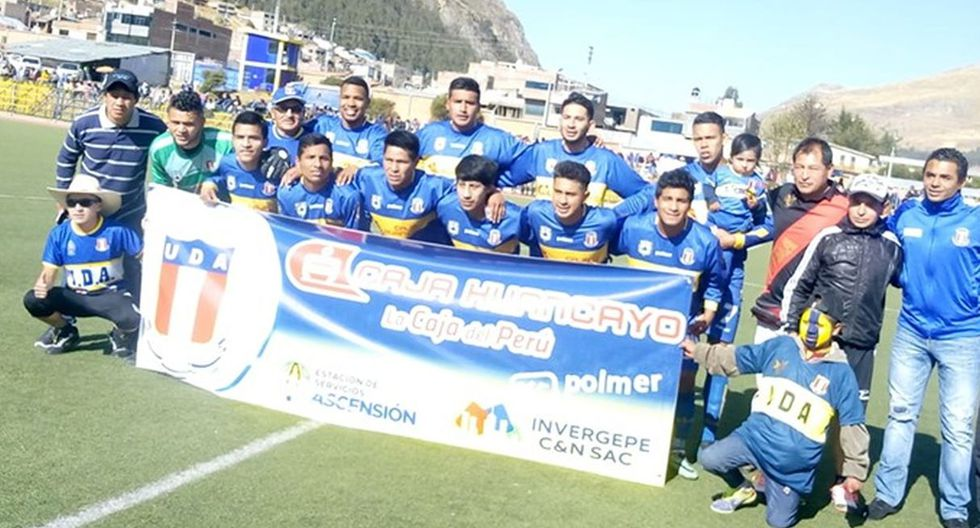 Copa Perú | Club UDA - Huancavelica (Foto: Facebook)