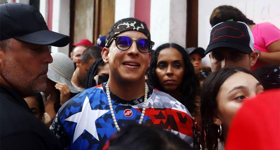 Daddy Yankee nació en San Juan de Puerto Rico el 3 de febrero de 1977. (Efe)
