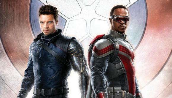 """¿""""The Falcon and the Winter Soldier"""" tendrá una segunda temporada?. (Foto: Disney +)"""