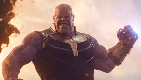 Thanos gana como el mejor villano en los MTV Awards. (Foto: Marvel)