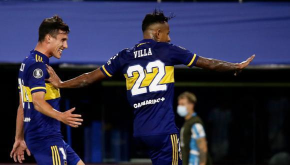 Boca venció a Racing y se metió a semifinales de Copa Libertadores. (Foto: Club Boca Juniors)