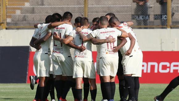 Universitario de Deportes chocará ante Coopsol por la Copa Bicentenario. (Foto: GEC)