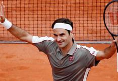 Vuelve a la tierra batida tras casi dos años: Roger Federer jugará el Masters 1000 de Madrid