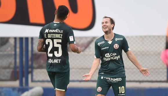 Universitario vs. San Martín jugaron en Villa El Salvador. (Foto: Liga 1)