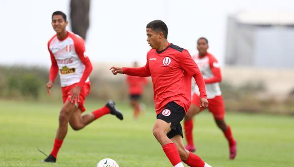 Universitario venció 3-0 a la Selección Peruana Sub 20 en un amistoso. (Foto: Prensa 'U')