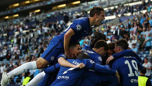 Chelsea vs. Manchester City se vieron las caras este sábado por la final de la Champions League 2021 (Foto: Getty Images)