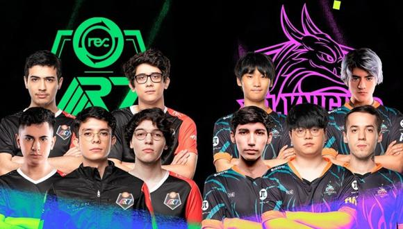 League of Legends: Rainbow7 vs. All Knights fue la final más vista de la historia de Latinoamérica. (Foto: Riot Games)