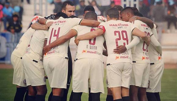 Universitario de Deportes vs. Cantolao por la fecha 13 del Torneo Apertura. (Prensa 'U')