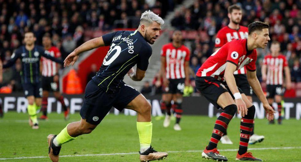 Manchester City tenía la obligación de ganarle al Southampton por la Premier. (Foto: Agencias)