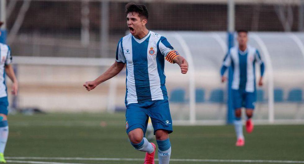 Alessandro Burlamaqui - Deportivo Espanyol (Foto: Agencia)