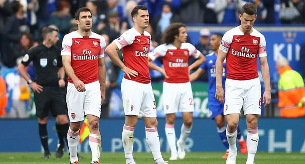 En el mercado de fichajes, este jugador del Arsenal se declaró en rebeldía. (Getty)