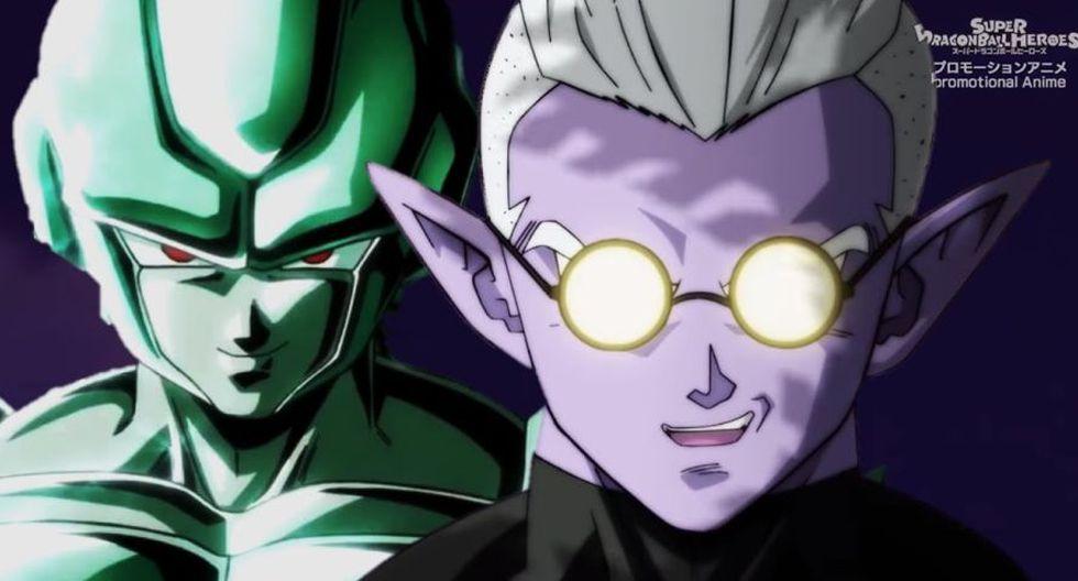 Dragon Ball Heroes | Meta Cooler es la nueva amenaza de los Guerreros Z (Toei Animation)