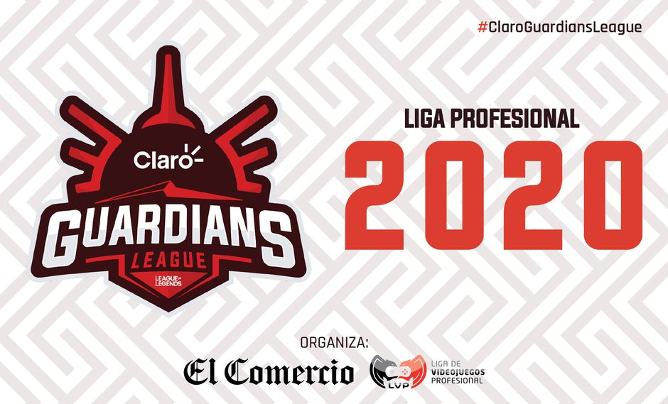 La Claro Guardians League 2020 es la primera liga profesional de League of Legends en el Perú. (Difusión)