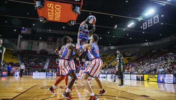 Harlem Globetrotters desean una franquicia en la NBA. (Foto: Harlem Globetrotters)