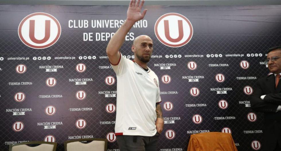 Guillermo Rodríguez pasó por Universitario. (Foto: GEC)