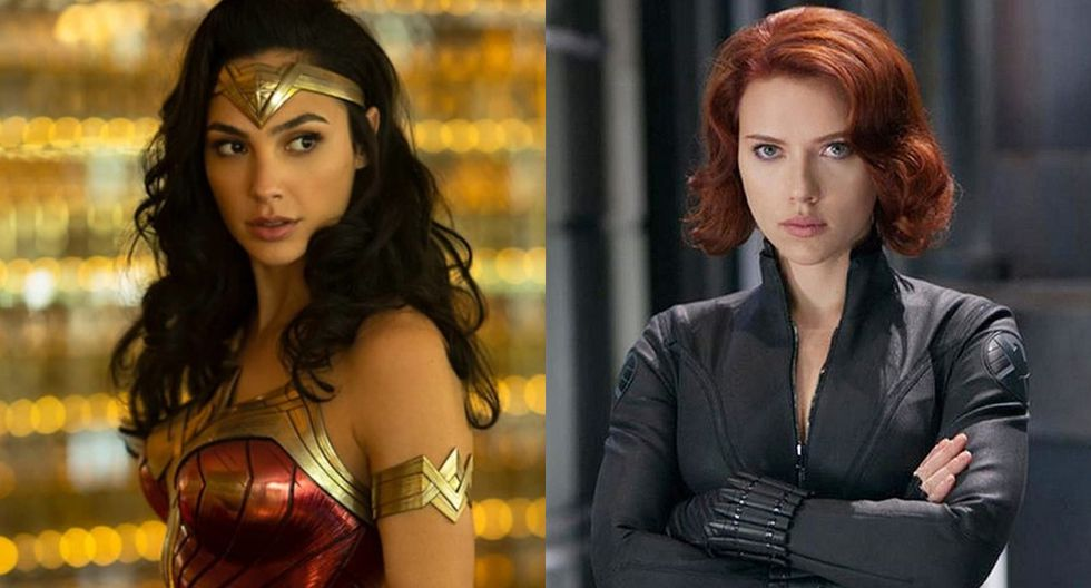 Estrenos 2020: Black Widow y Wonder Woman 1984 entre las 10 películas más esperadas del 2020. (Foto: DC-Marvel)