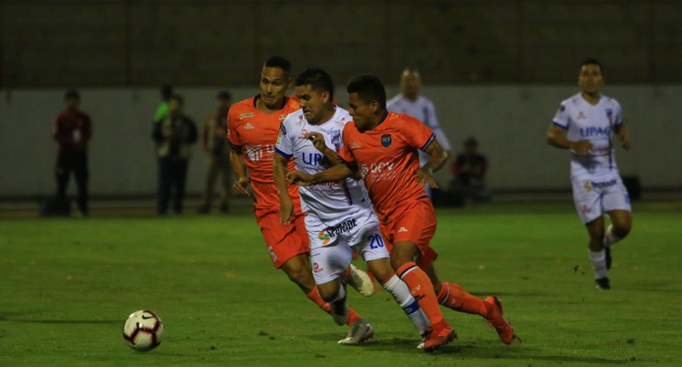 César Vallejo vs. Carlos A. Mannucci por la fecha 15 del Torneo Apertura en la Liga 1. (Foto: Celso Roldán)