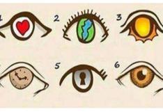 Elige un ojo: conoce los pros y contras de tu personalidad en este test viral que da la hora