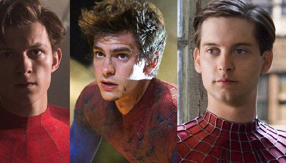 Así sería el póster de Marvel con los tres Spider-Man en la nueva película del UCM