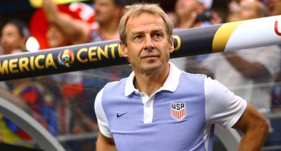 Klinsmann dirigió a Alemania en el Mundial 2006. (Internet)