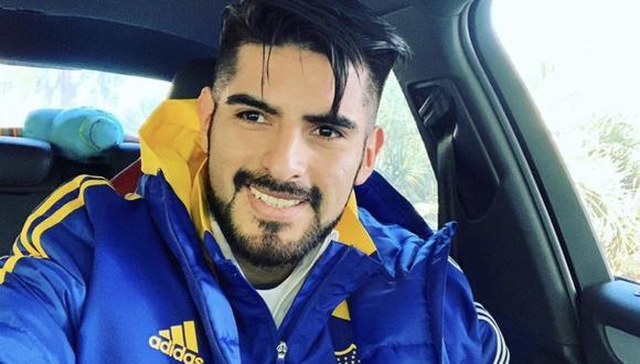Zambrano feliz por retomar entrenamientos con Boca Juniors. (Twitter)