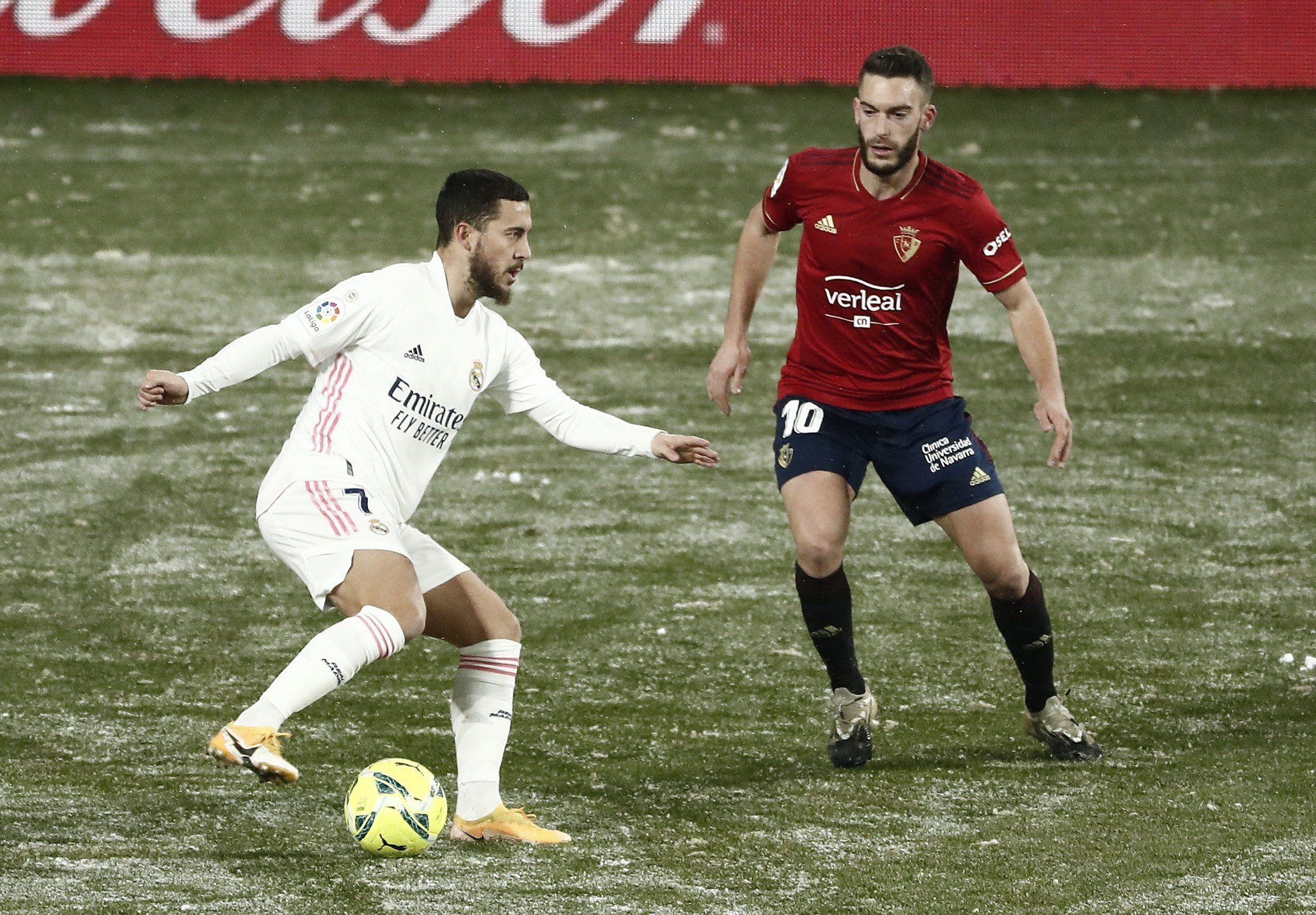 Real Madrid se alista para afrontar la Supercopa de España.