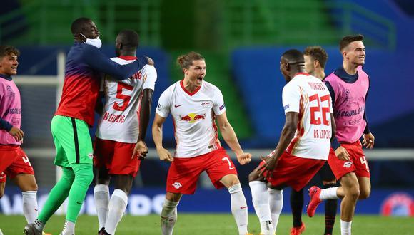 Leipzig La Historia De Ascensos Del Club Semifinalista De La Champions League 2019 2020 Futbol Internacional Depor