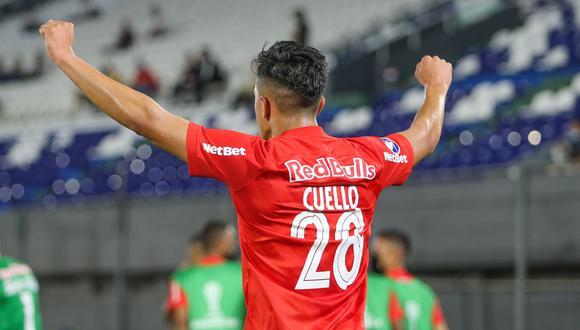 Libertad cayó 3-1 ante Bragantino por la semifinal de vuelta de la Copa Sudamericana en el Estadio Defensores del Chaco. (Foto: Copa Sudamericana)