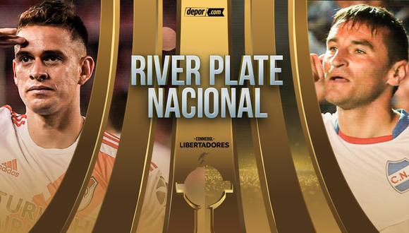 Ver EN VIVO River Plate vs Nacional ONLINE y GRATIS vía ESPN 2 y FOX  Sports: Horarios y canales para seguir EN DIRECTO partido por la ida de  cuartos de final de
