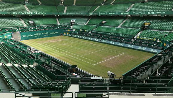La ATP suspendió sus torneos seis semanas hasta el 26 de abril por el coronavirus. (Getty Images)