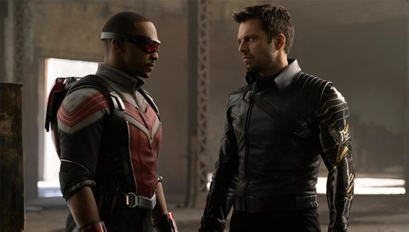 The Falcon and the Winter Soldier cuenta con una extraordinaria calificación en Rotten Tomatoes. (Foto: Marvel)