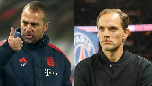 Hans-Dieter Flick pasó un tiempo junto a Tuchel en sus primero meses a cargo del PSG.