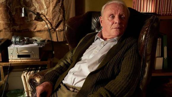 """Anthony Hopkins recordó a su fallecido padre horas antes de ganar el Oscar a Mejor actor por """"The Father"""". (Foto: Facebook)"""