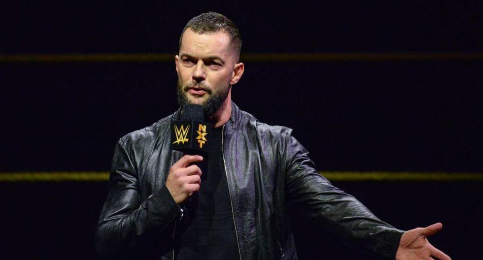 Finn Balór es uno de los protagonistas en NXT. (Foto: WWE)