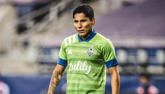 Alexander Callens, Raúl Ruidíaz, Pedro Gallese, Edison Flores, Marcos López, Yordy Reyna y Andy Polo son los inytegrantes de la bicolor que compiten en la MLS. (Foto: Seatle Sounders)