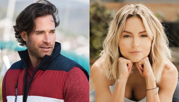 """Sebastián Rulli y Angelique Boyer son parte del elenco de la telenovela """"Vencer el pasado"""". (Foto: @sebastianrulli/@angeliqueboyer)"""