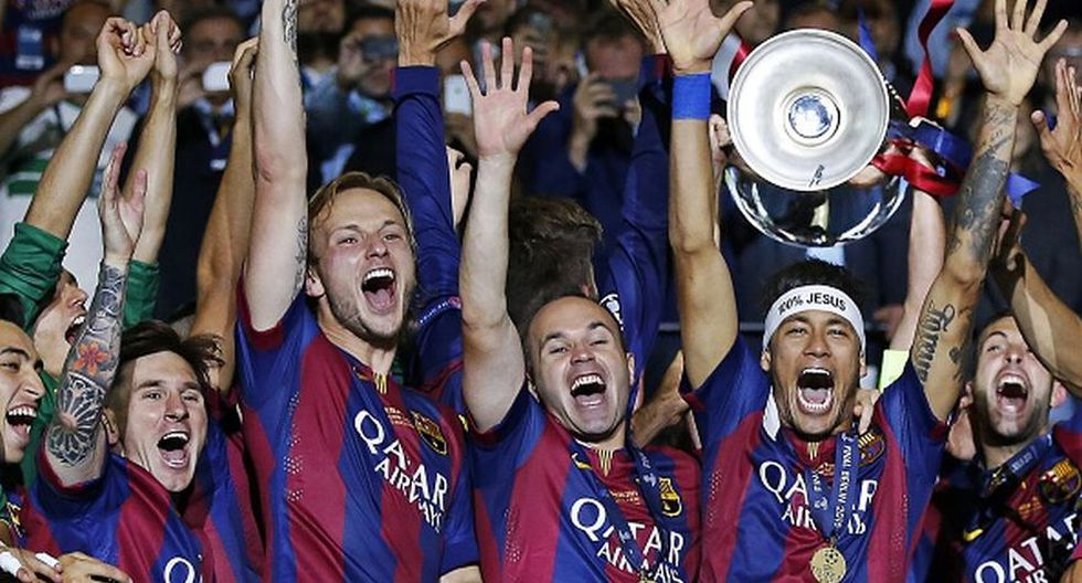 Champions League 2015: Barcelona