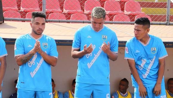 El recién ascendido aún no cuenta con estadio. (Foto: Facebook D. Llacuabamba)