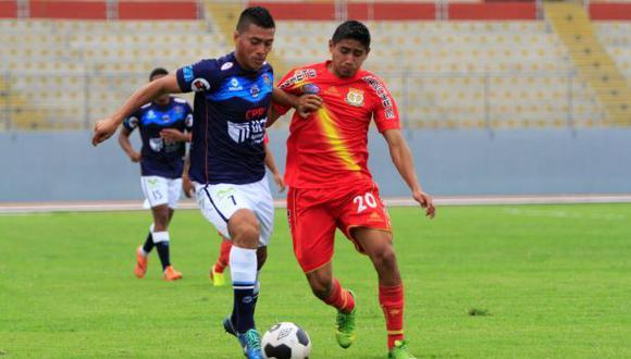 Sport Huancayo sumó su segunda victoria consecutiva en el Apertura contra César Vallejo. (USI)