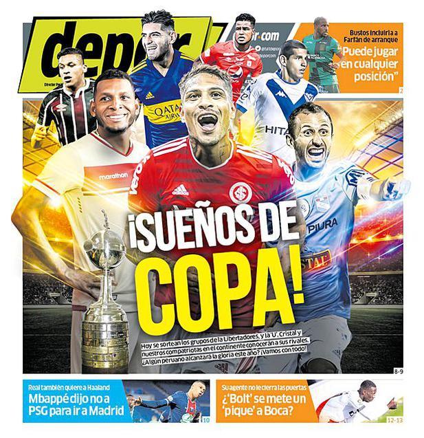 ¡Sueños de Copa!