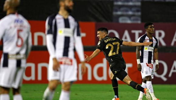 Alianza Lima cayó por novena vez consecutiva en la Copa Libertadores. (Foto: EFE)
