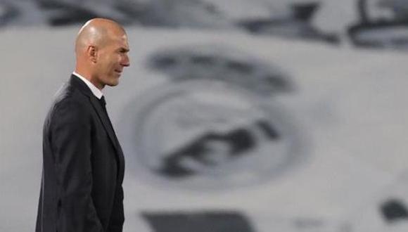 Zinedine Zidane consiguió dos ligas y tres Champions League como técnico del Real Madrid. (Foto: EP)